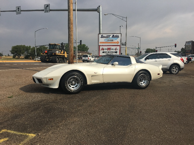 Chevrolet Corvette 2dr Coupe 1979