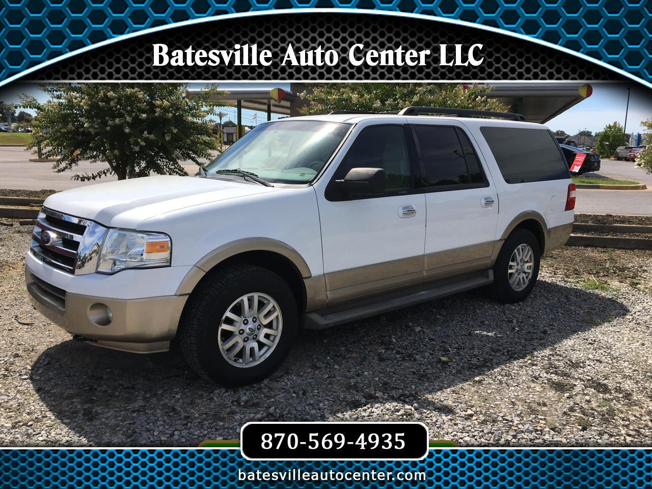 Ford Expedition EL 4WD 4dr King Ranch 2013