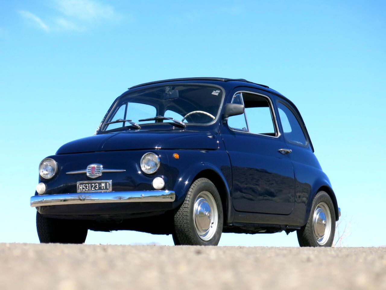 Fiat 500  1969