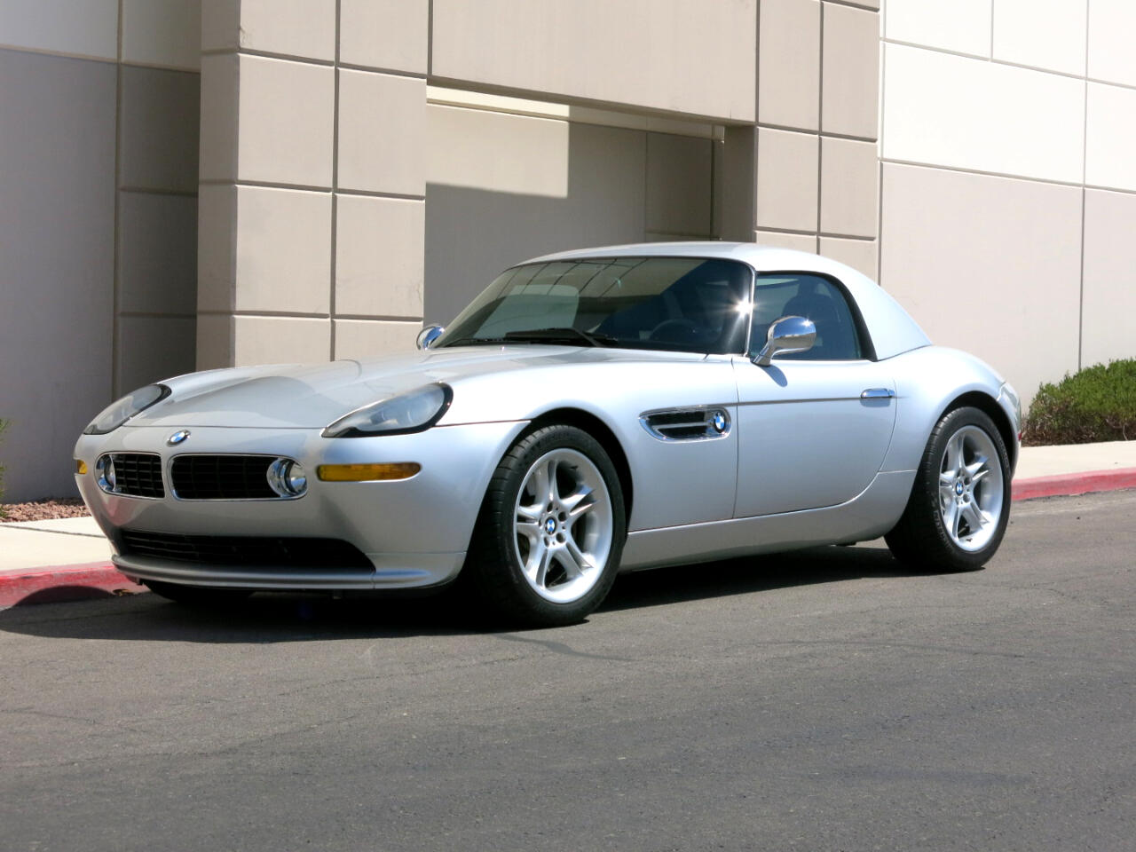 BMW Z8 Z8 2dr Roadster 2002