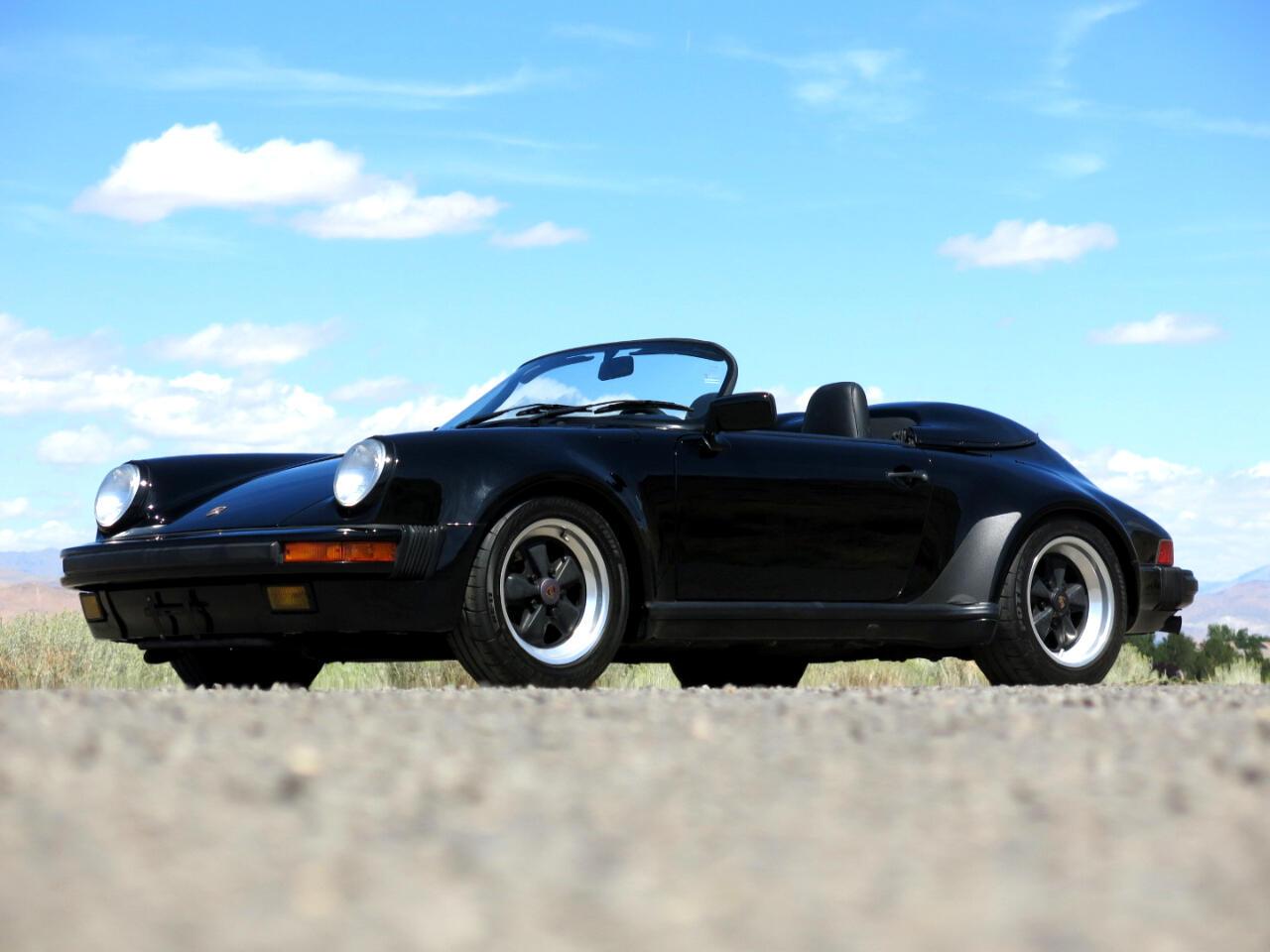 Porsche 911 Speedster 2dr Speedster 5-Spd 1989