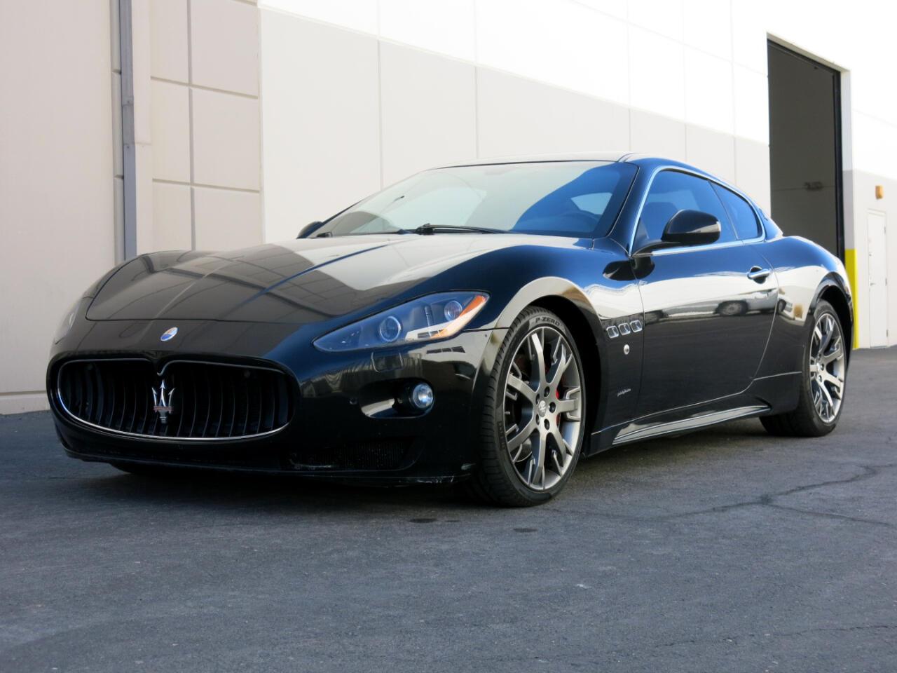 Maserati GranTurismo S 2009