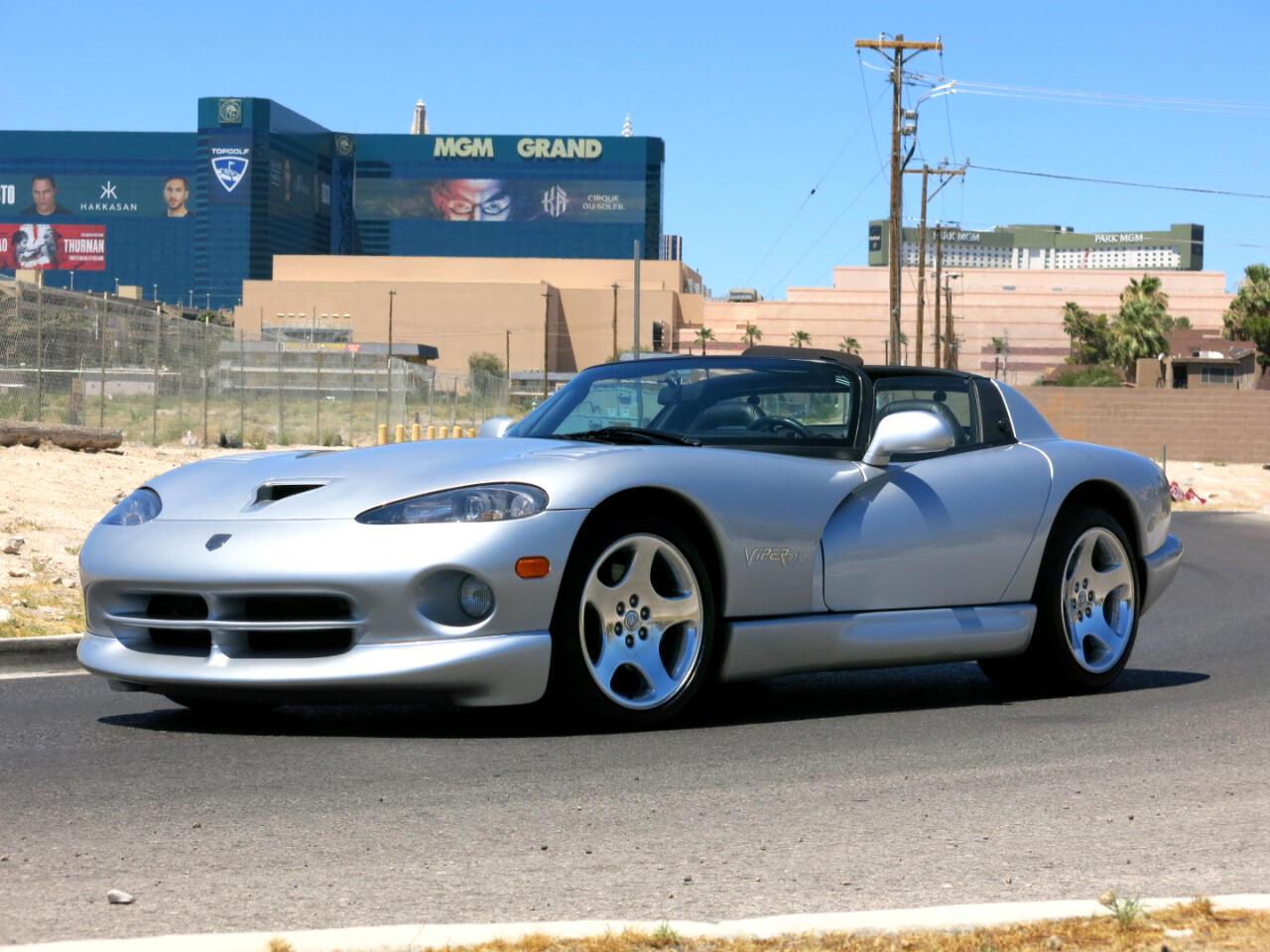 Dodge Viper RT/10 1999