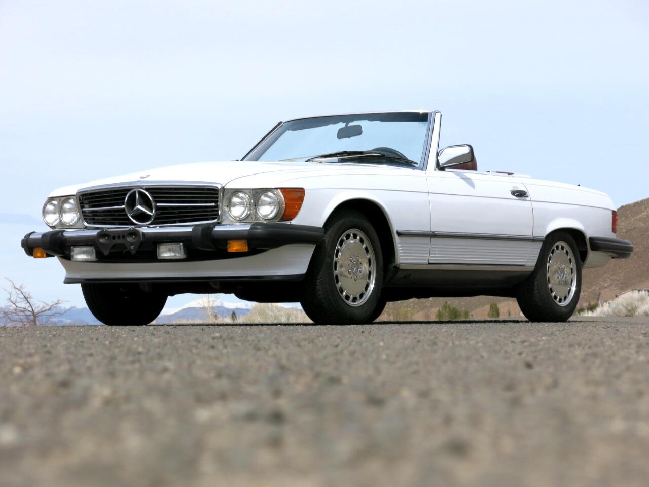 Mercedes-Benz 560 SL 1988