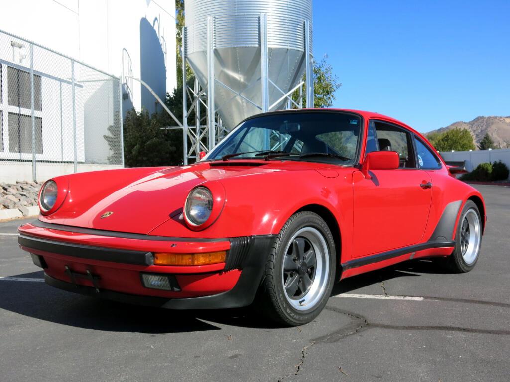 1986 Porsche 930 Coupe
