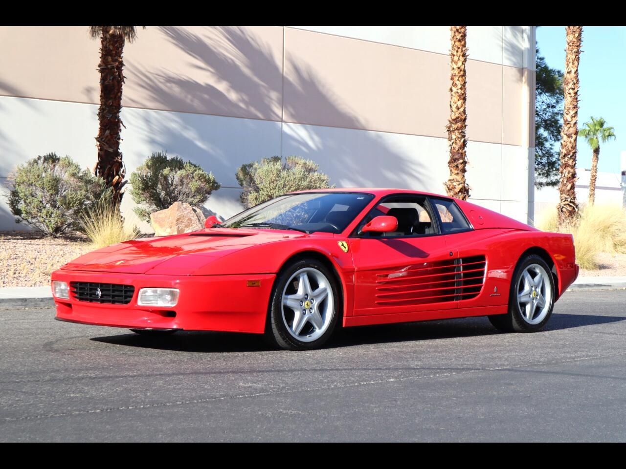 Ferrari 512TR  1992