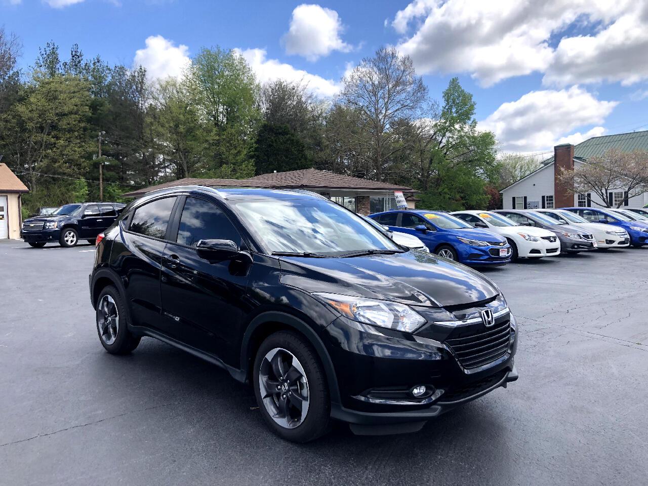 Honda HR-V EX-L Navi 2WD CVT 2018