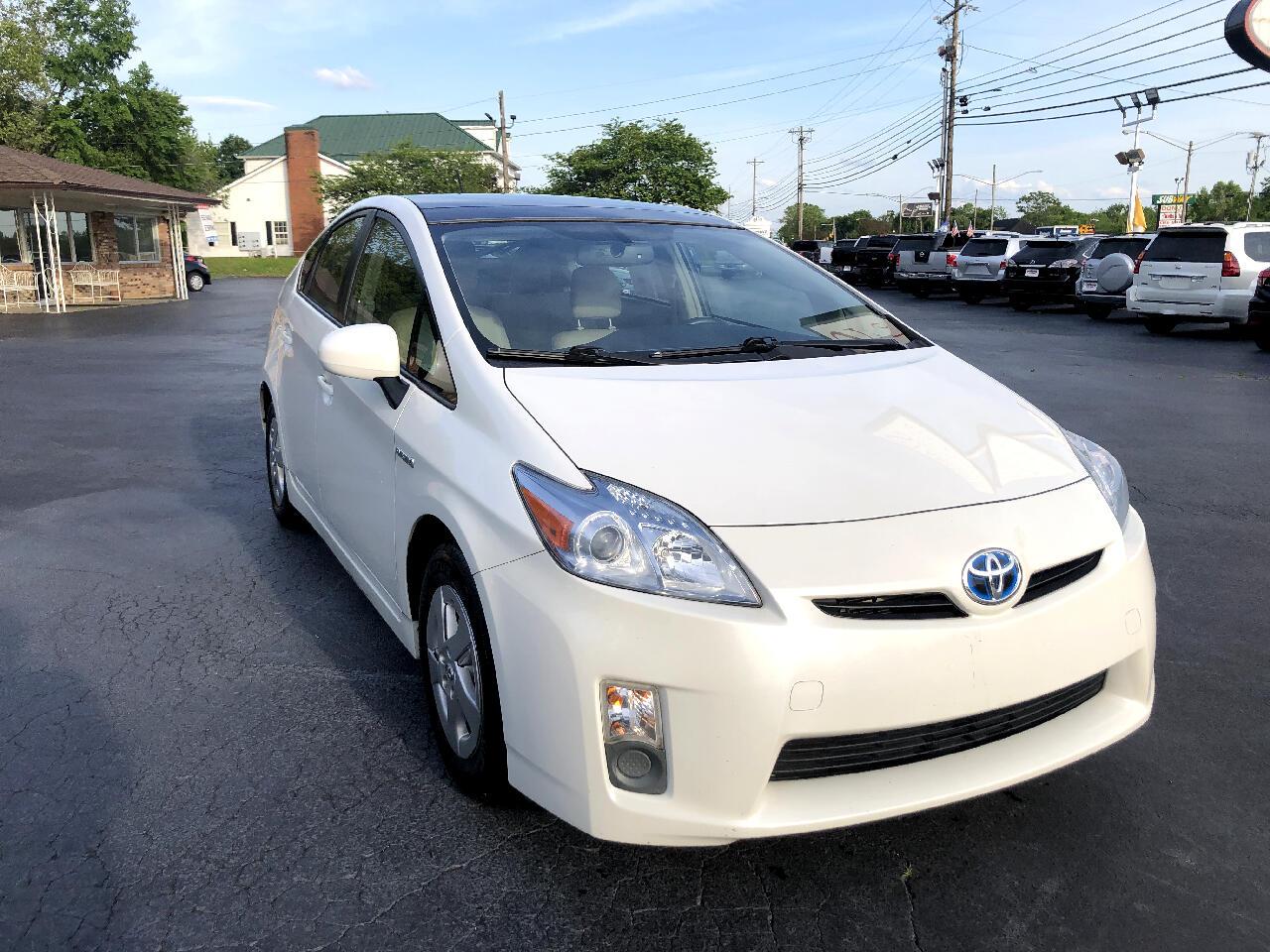 Toyota Prius 5dr HB IV (Natl) 2011