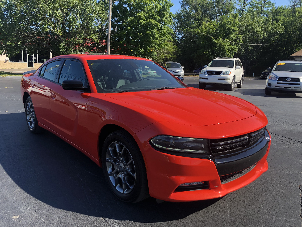 Dodge Charger SXT AWD 2017