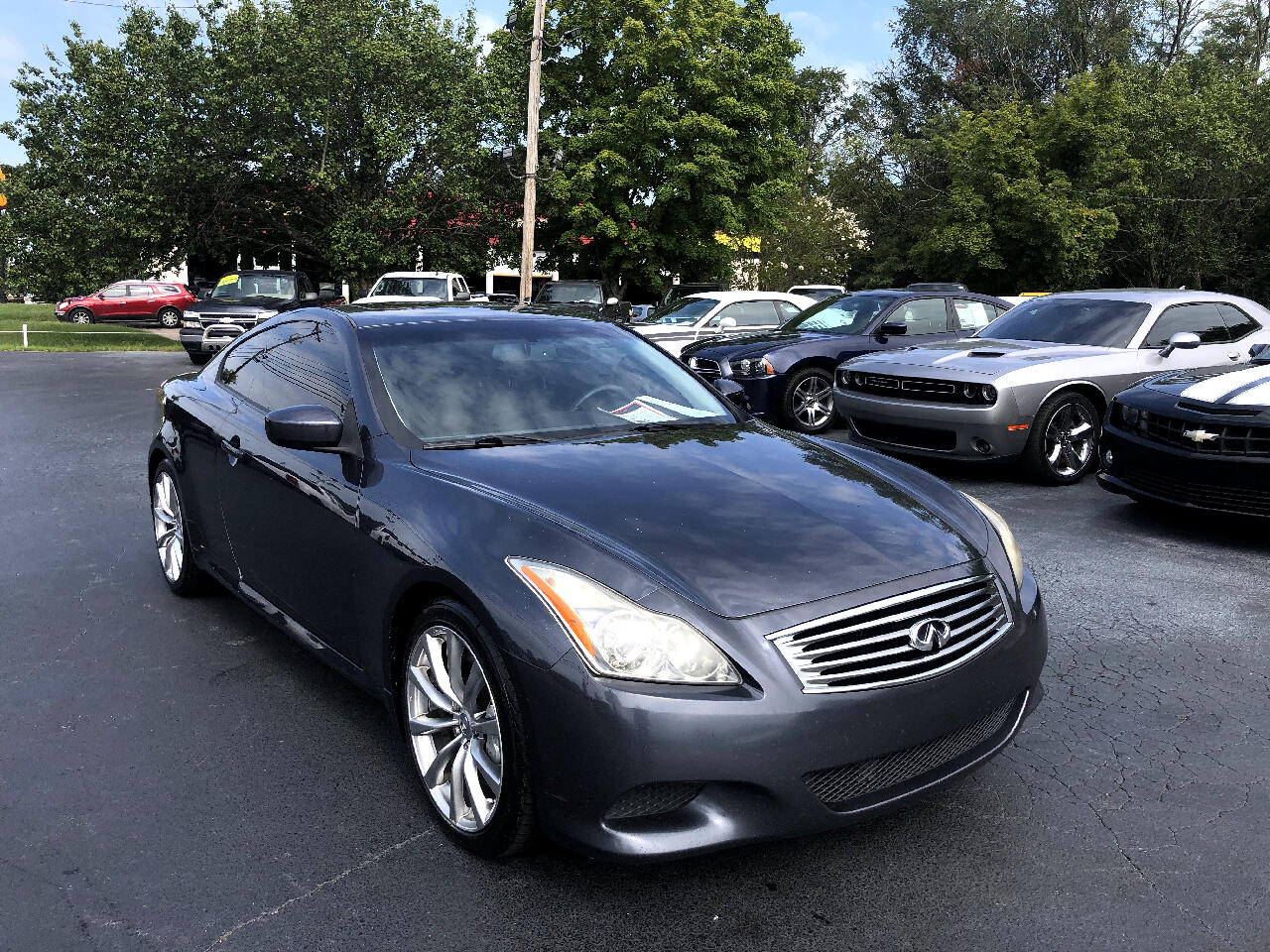 Infiniti G37 Coupe 2dr Sport 2010