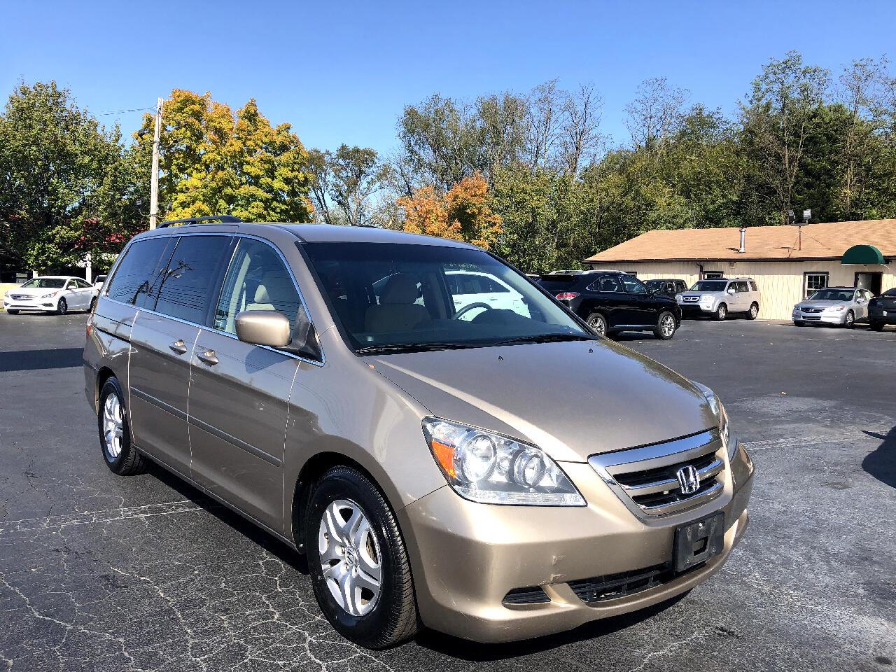 Honda Odyssey 5dr EX 2007