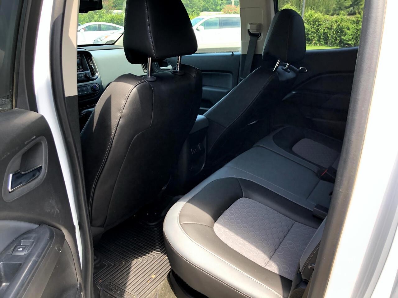 Chevrolet Colorado Z71 Crew Cab 4WD Long Box 2016