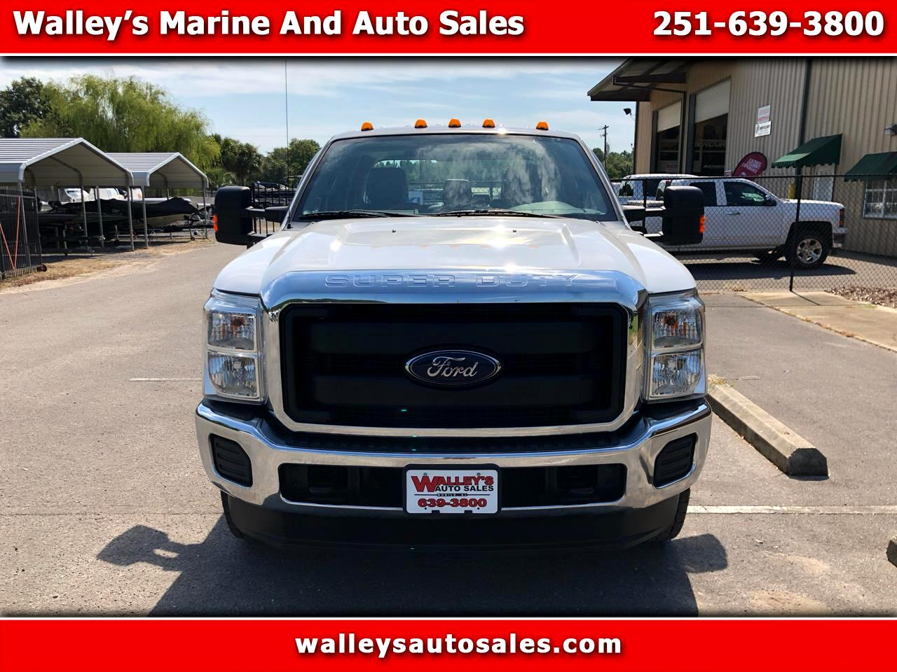 2014 Ford F-350 SD FX4 Crew Cab Long Bed 4WD