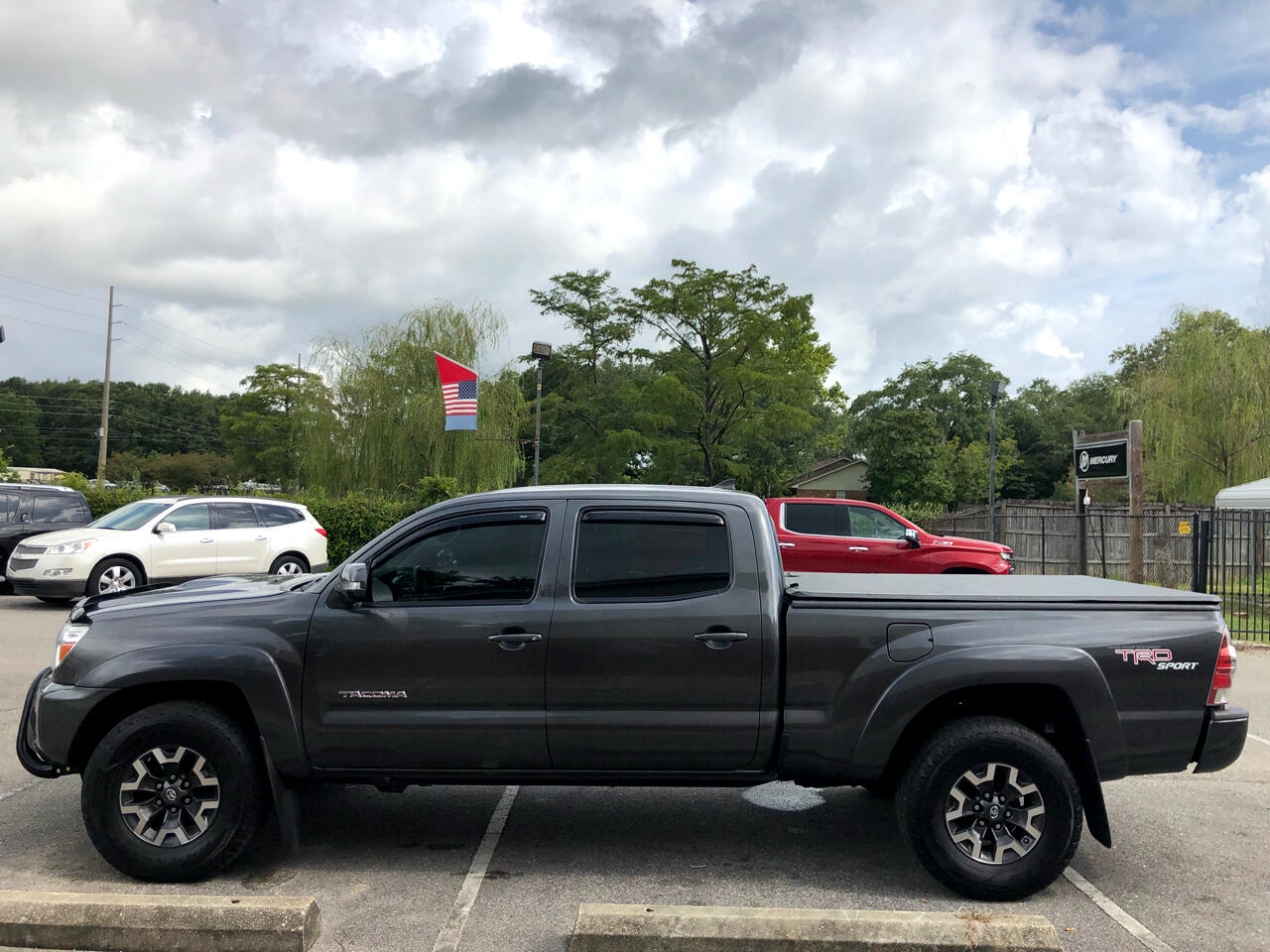 Toyota Tacoma 4WD Double Cab LB V6 AT (Natl) 2013