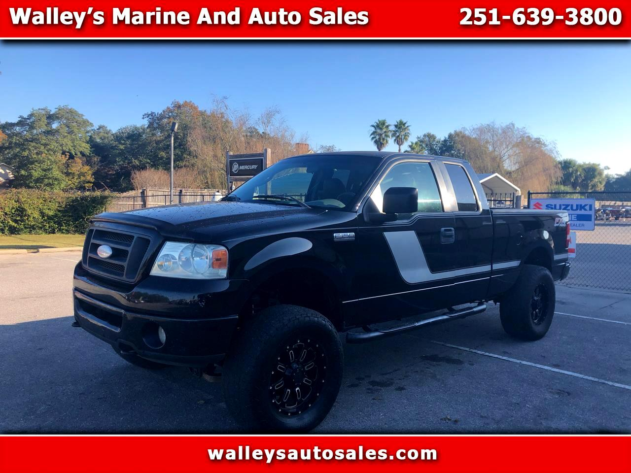 "Ford F-150 Supercab 133"" XLT 4WD 2006"