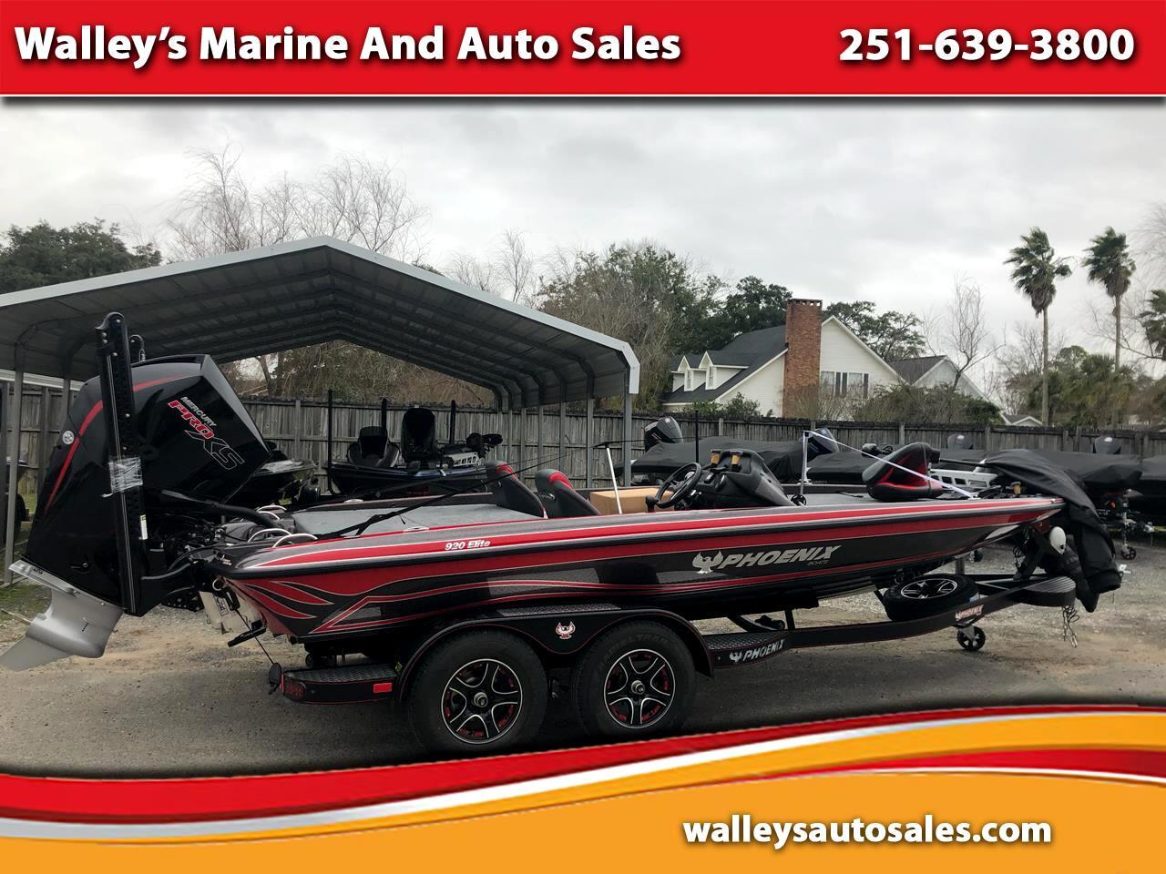 Phoenix Boats Elite  2020