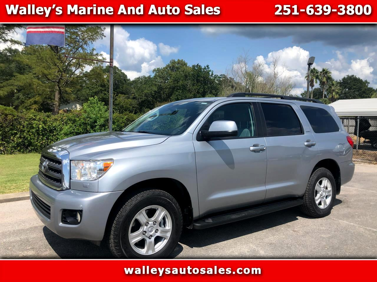 Toyota Sequoia 4dr Limited (Natl) 2016