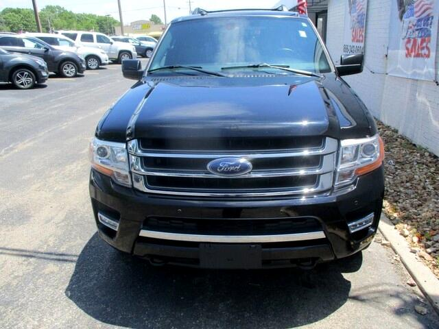 2017 Ford Expedition Limited 4WD