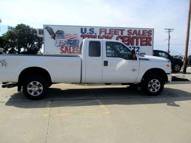 2015 Ford F-350 SD XLT SuperCab 4WD