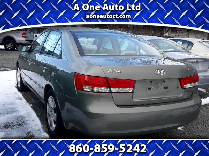 Hyundai Sonata GLS XM 2007
