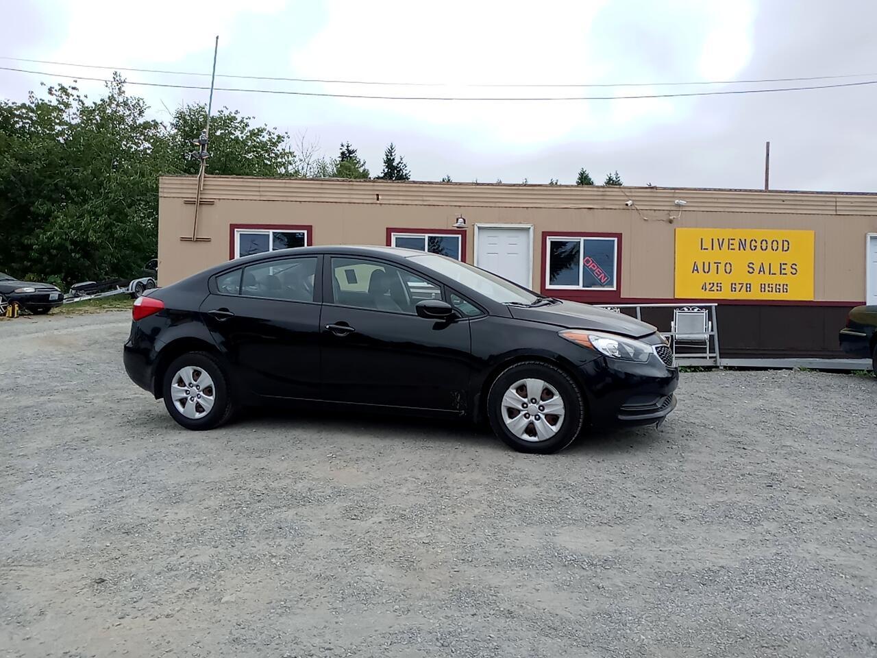 Kia Forte 4dr Sdn Auto LX 2014