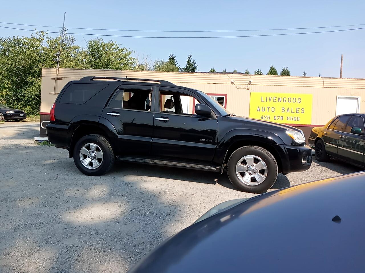 Toyota 4Runner 4dr Auto 4WD 2009