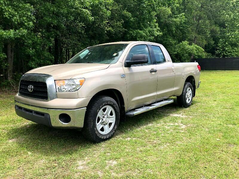 Toyota Tundra SR5 Double Cab 5AT 2WD 2007
