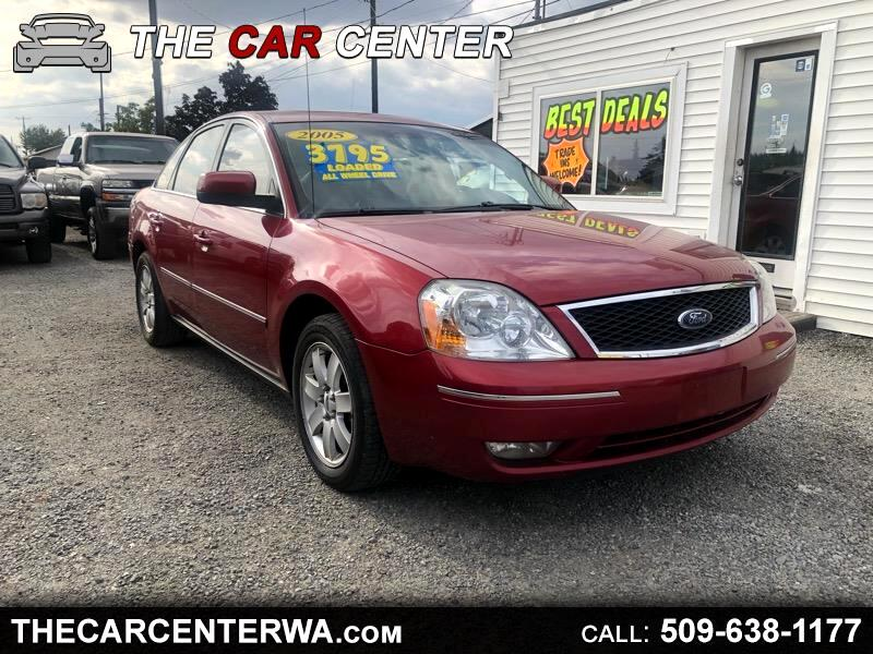Ford Five Hundred 4dr Sdn SEL AWD 2006