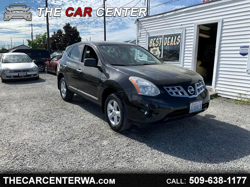 Nissan Rogue S AWD 2012