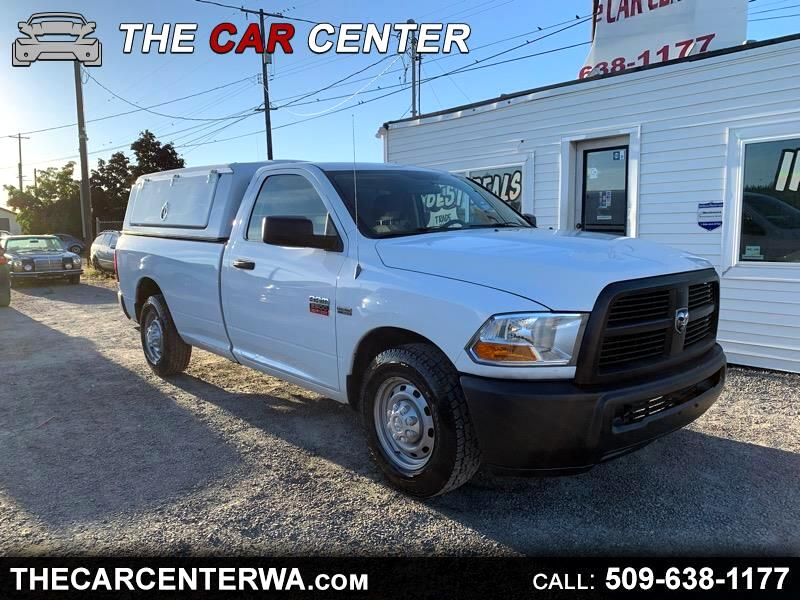 RAM 2500 Tradesman Regular Cab 2WD 2012
