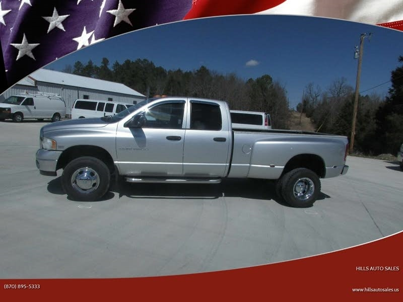 2003 Dodge Ram 3500 ST Quad Cab Long Bed 4WD DRW