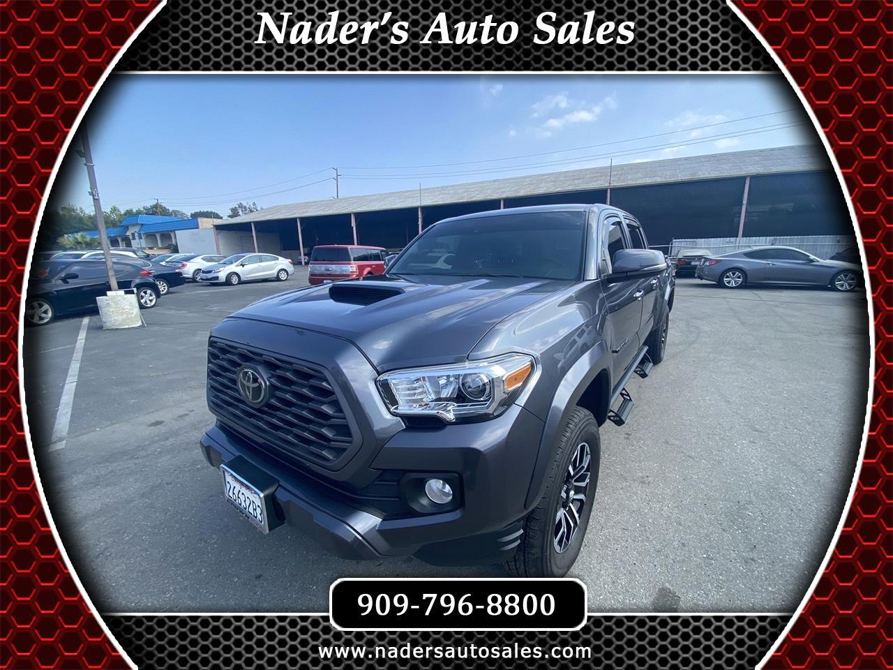 Toyota Tacoma SR5 Double Cab Super Long Bed V6 6AT 2WD 2020