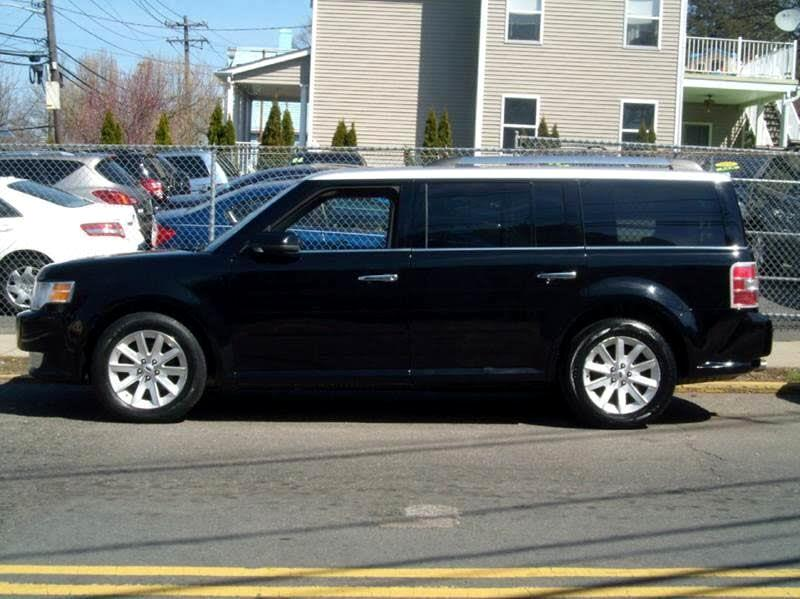 Ford Flex SEL FWD 2012