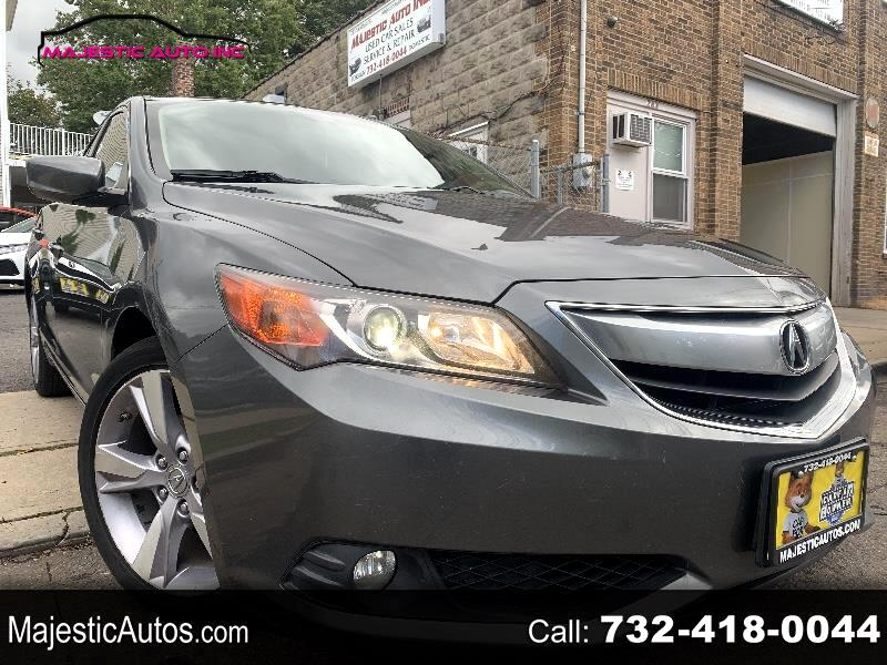 Acura ILX 5-Spd AT w/ Premium Package 2013