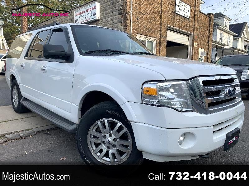 Ford Expedition EL King Ranch 4WD 2012