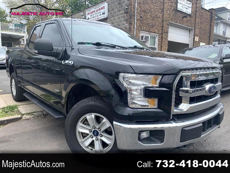 """Ford F-150 4WD SuperCab 163"""" XLT w/HD Payload Pkg 2017"""