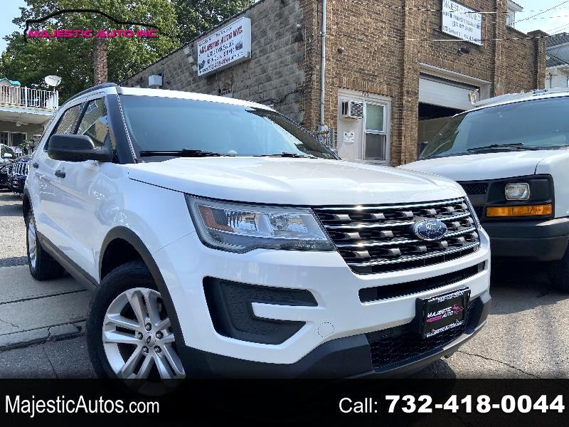 Ford Explorer Base 4WD 2016