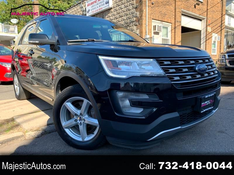 Ford Explorer XLT 4WD 2017