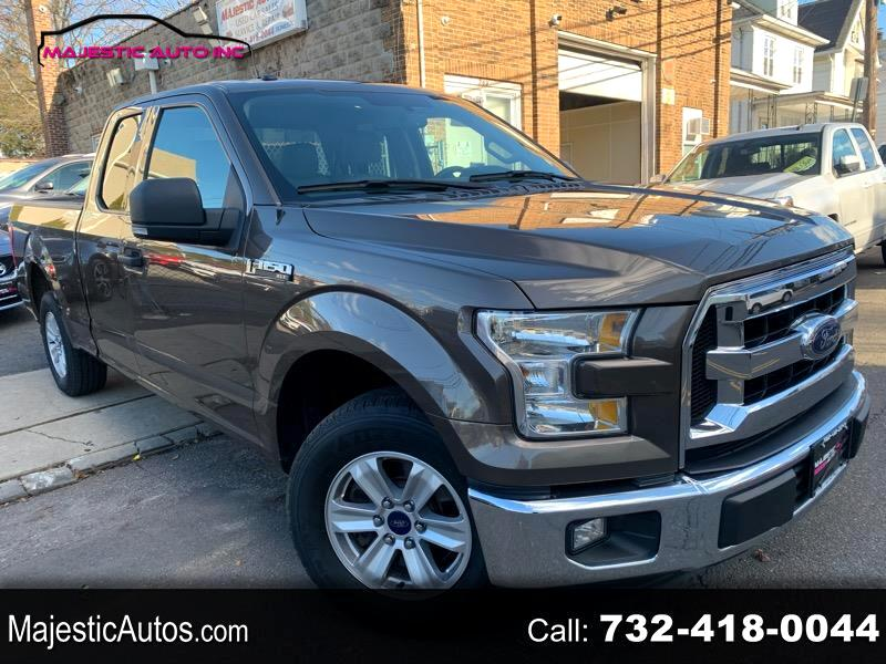 Ford F-150 XL SuperCab 6.5-ft. Bed 2WD 2016