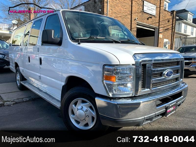 Ford Econoline E-350 XLT Super Duty Extended 2014