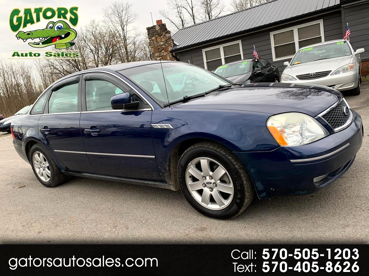 Ford Five Hundred SEL 2005