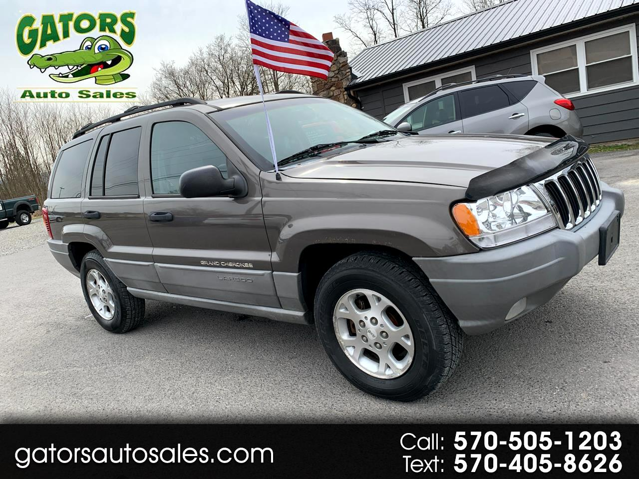 Jeep Grand Cherokee Laredo 4WD 2000