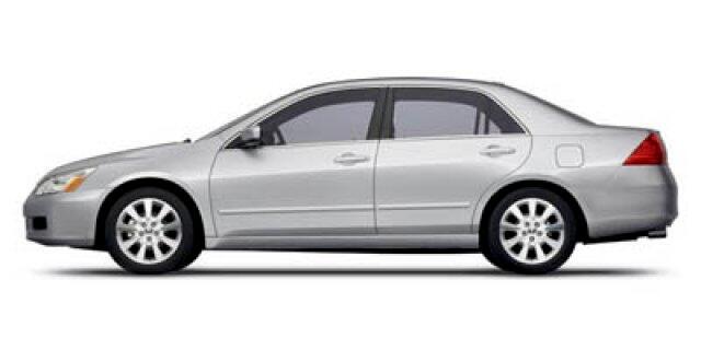 2006 Honda Accord EX V-6 Sedan AT w/ Nav System/ XM Radio