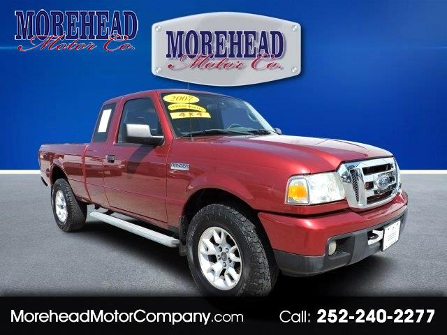 2007 Ford Ranger Sport SuperCab 4WD