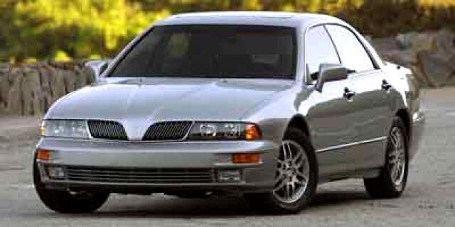 Mitsubishi Diamante 4dr Sdn LS 3.5L Auto 2003