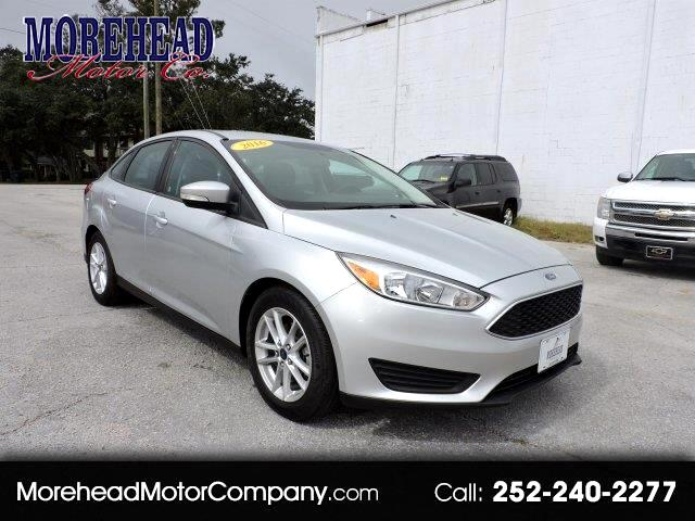 2016 Ford Focus 4dr Sdn SE