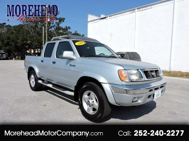 2000 Nissan Frontier 2WD 00 XE Crew Cab V6 Manual