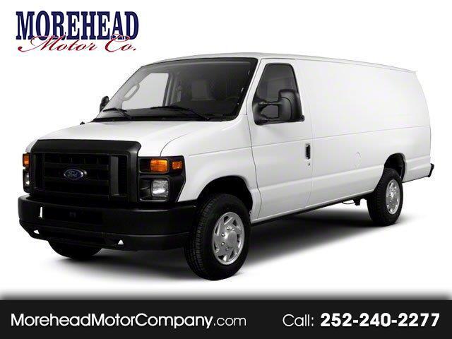 2012 Ford Econoline Cargo Van E-250 Recreational