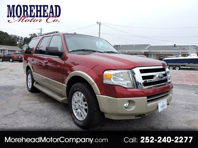 Ford Expedition 4WD 4dr King Ranch 2014