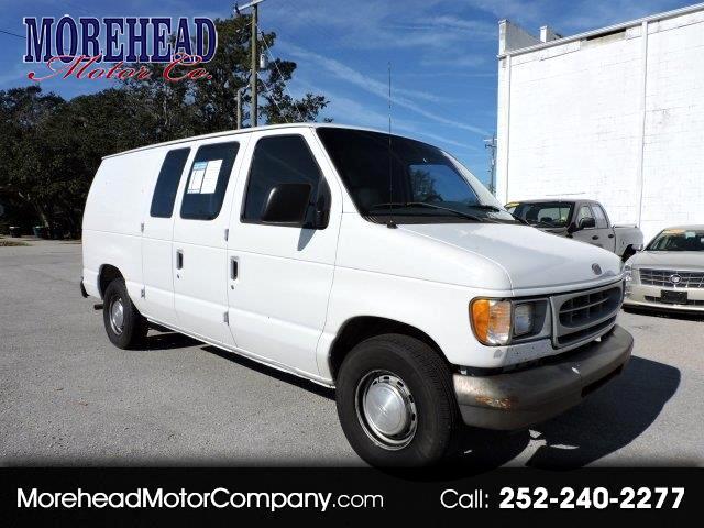 Ford Econoline Cargo Van E-150 1999